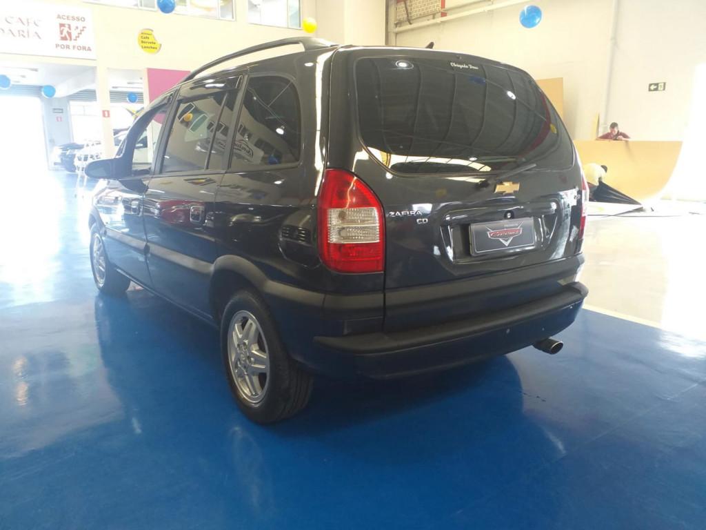 Imagem do veículo Chevrolet Zafira Cd 2.0 16v 7 Lugares