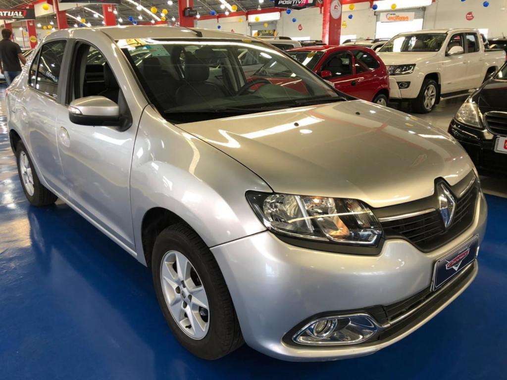 Renault Logan Dynamique 1.6 Flex Mec.
