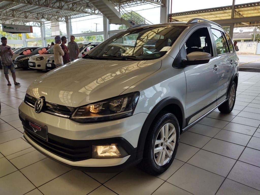 Volkswagen Novo Spacecross Sa