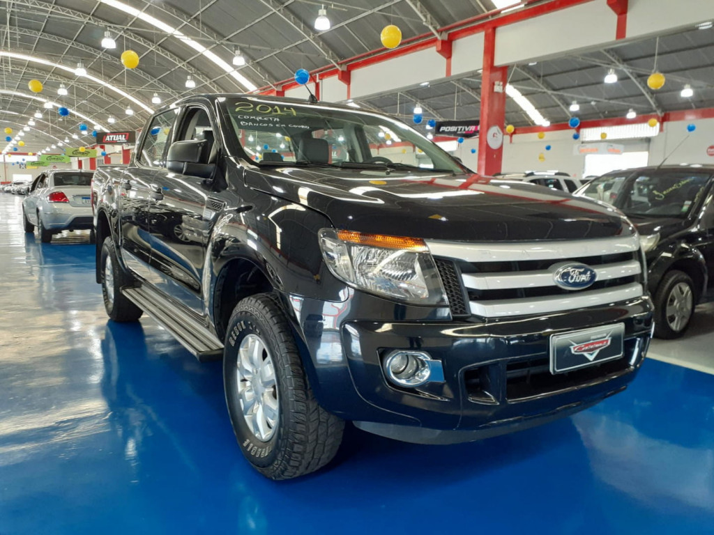 Ford Ranger Xls 2.5 Cab Dupla