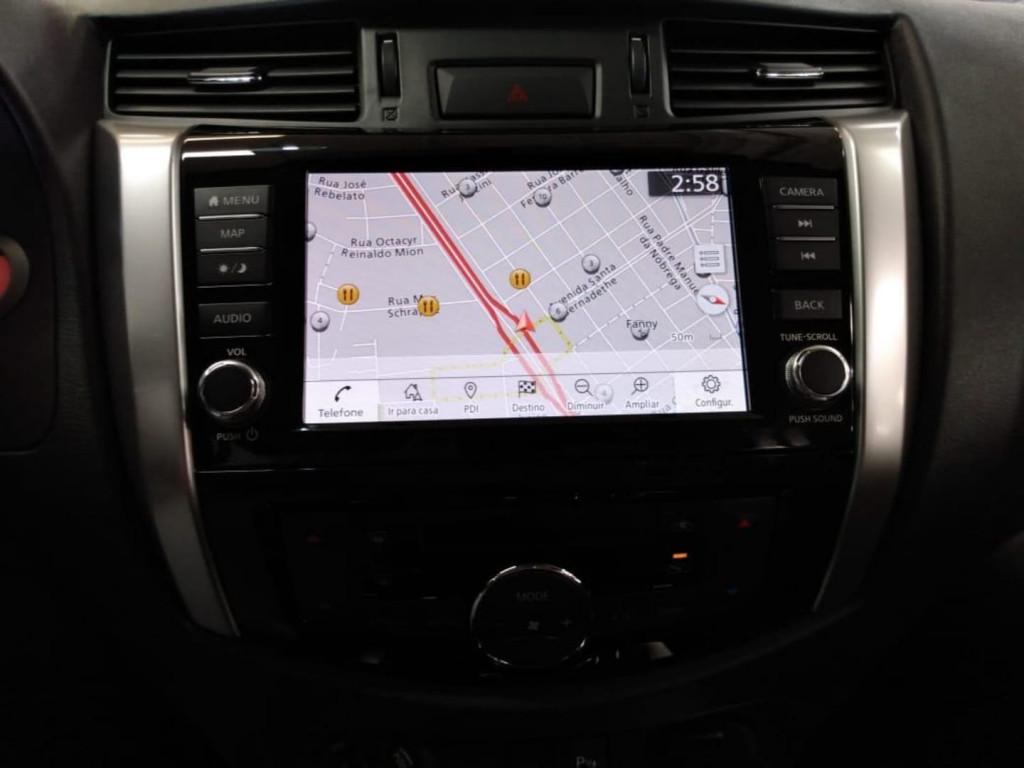 Imagem do veículo Nissan Frontier Xe Cd 4x4 2.3 Bitb Aut