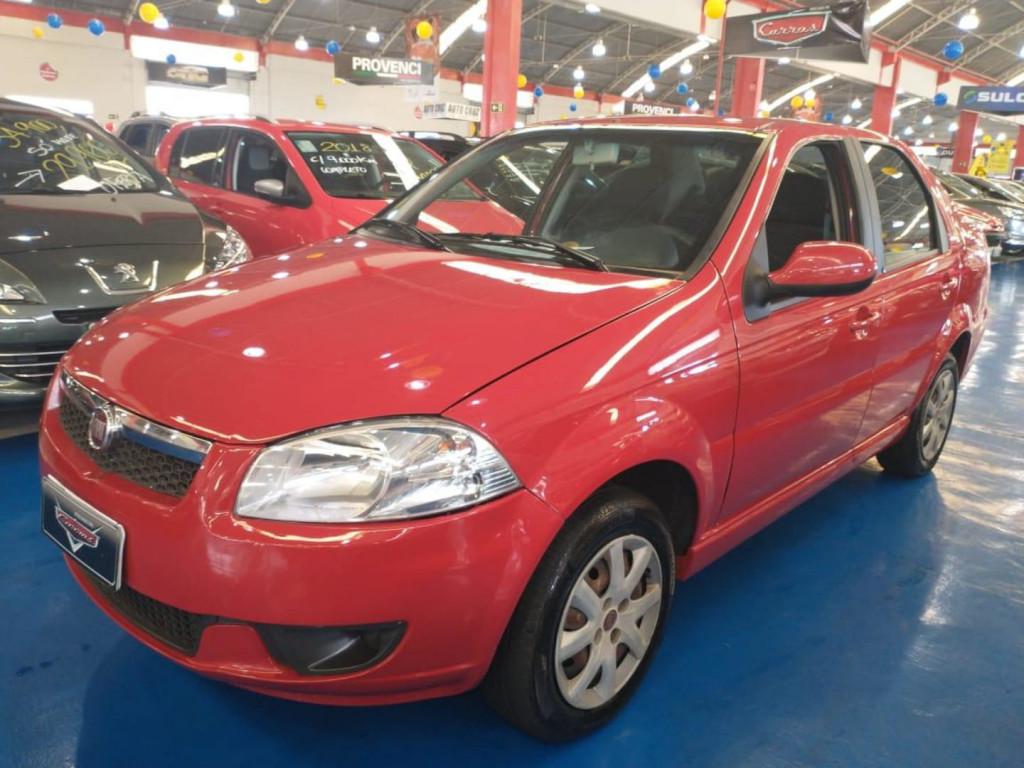 Fiat Siena El 1.0 8v Flex Mec.