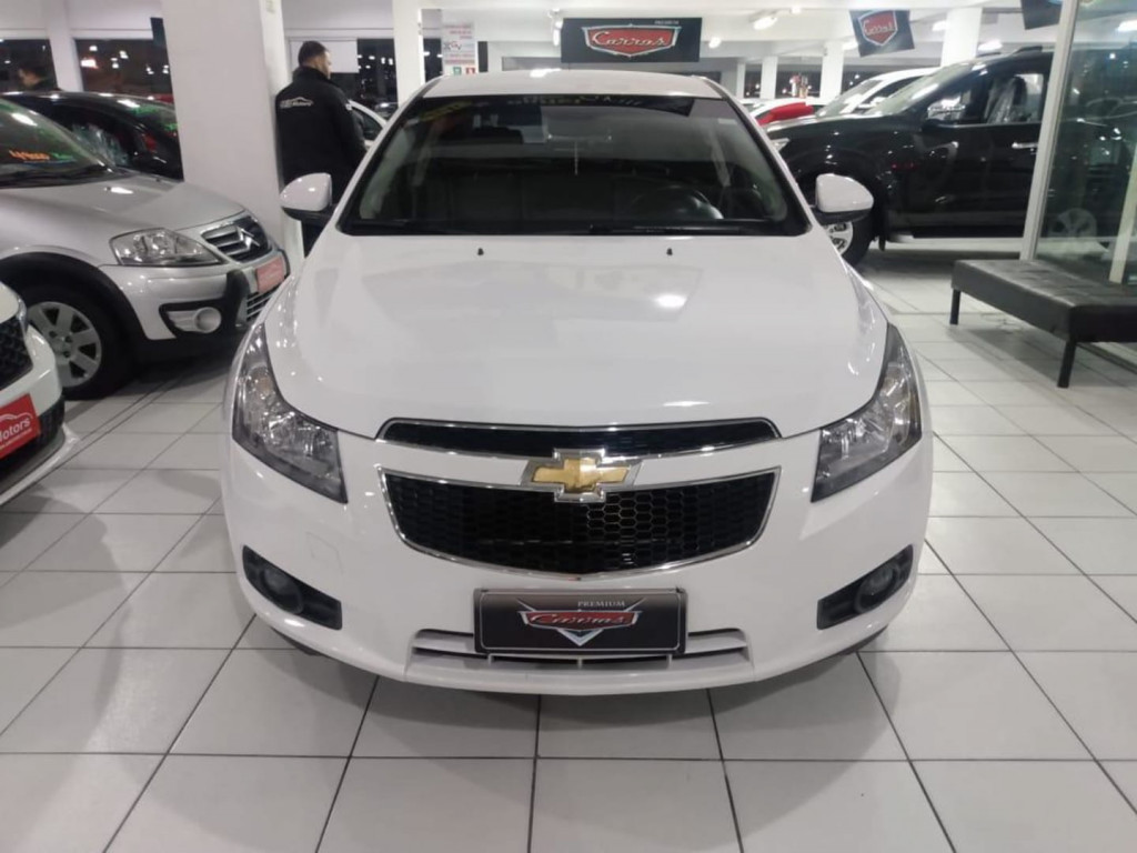 Chevrolet Cruze Lt Nb At