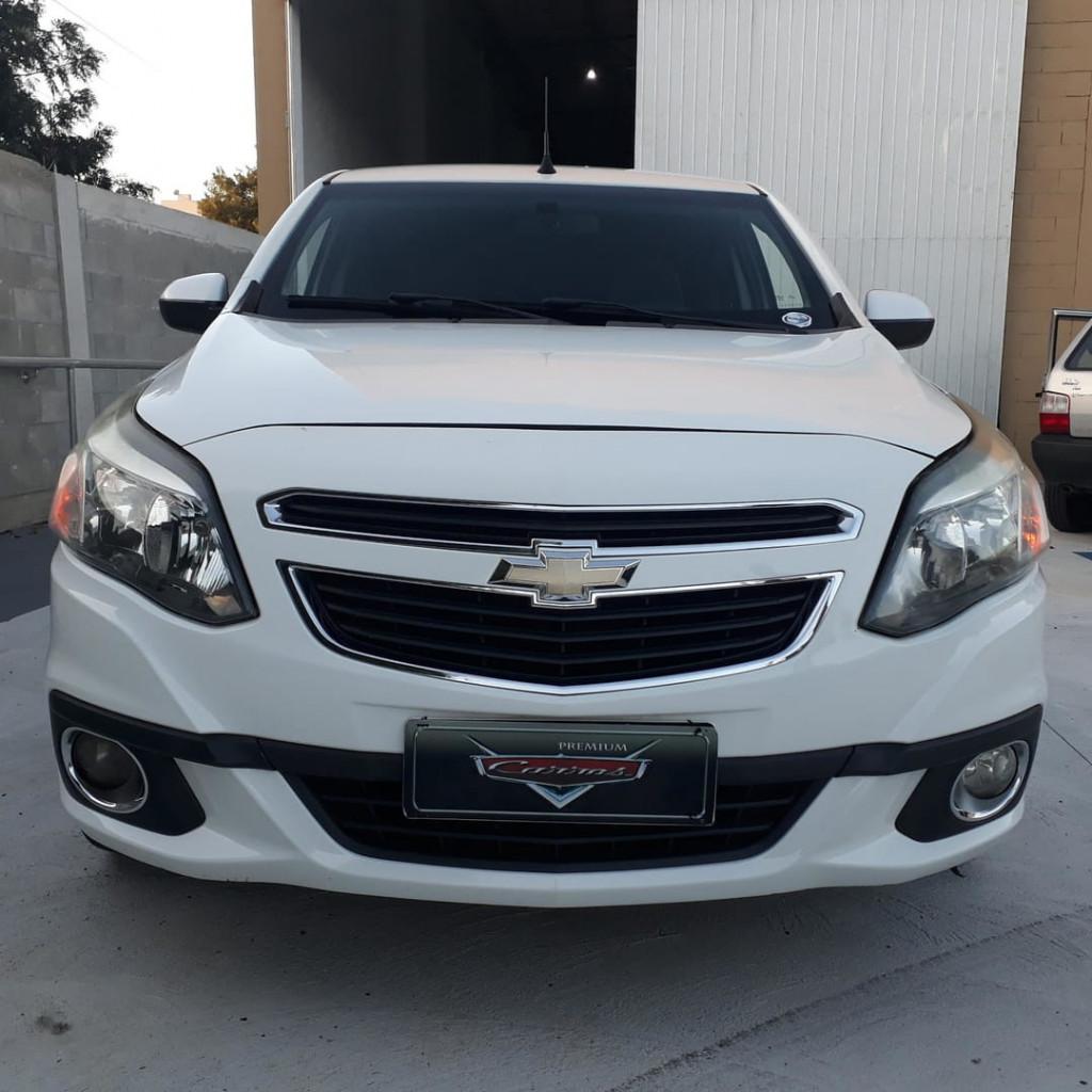Imagem do veículo Chevrolet Agile Ltz Automatizado