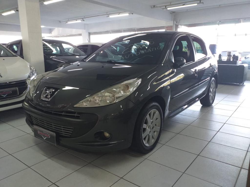 Peugeot 207 1.6 Xs 16v Flex 4p Aut