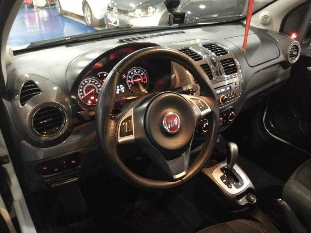 Imagem do veículo Fiat Grand Siena Essence 1.6