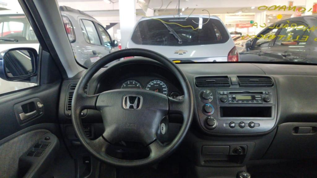 Imagem do veículo Honda Civic Lx 1.7 16v