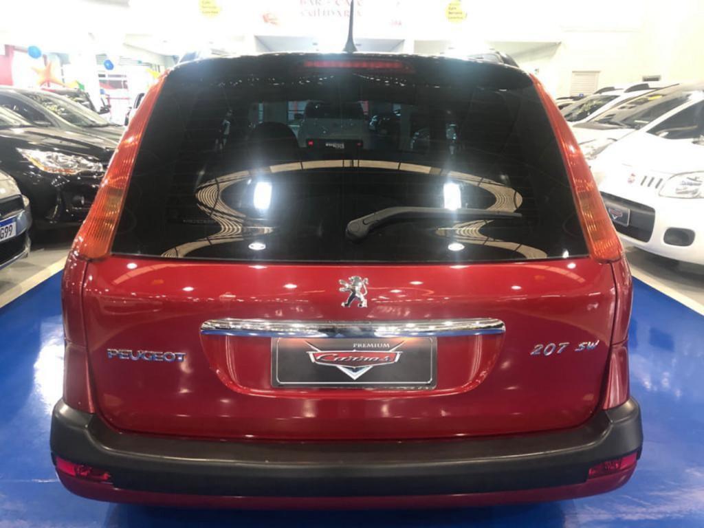 Imagem do veículo Peugeot 207 Sw Xrs 1.4 8v Flex 4p