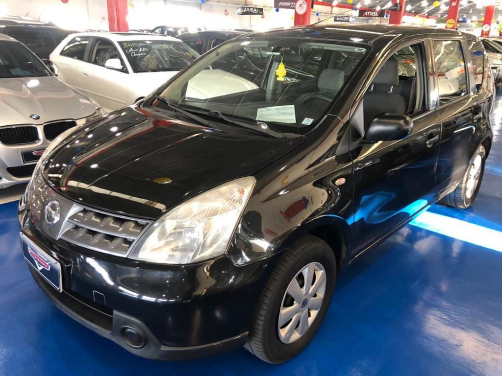 Imagem do veículo Nissan Livina 16s