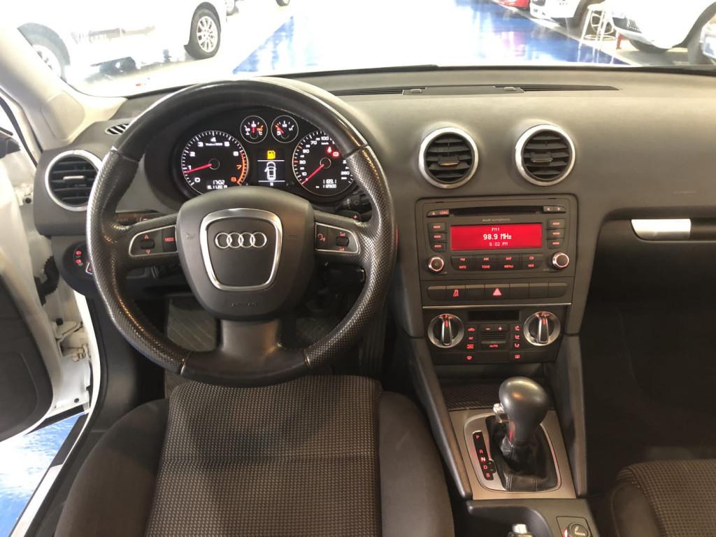 Imagem do veículo Audi A3 Sportback 2.0 20v Tb Fsi 4p
