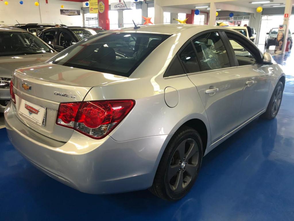 Imagem do veículo Chevrolet Cruze 1.8 Lt 16v Flex 4p Automatico