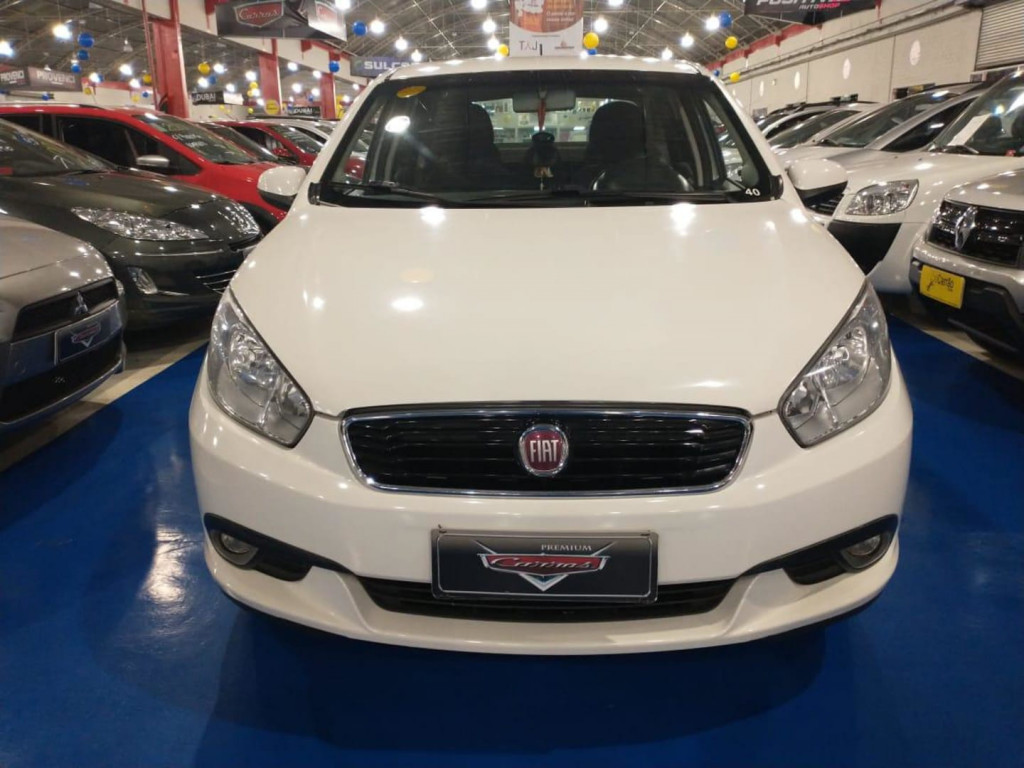 Fiat Grand Siena Essence 1.6