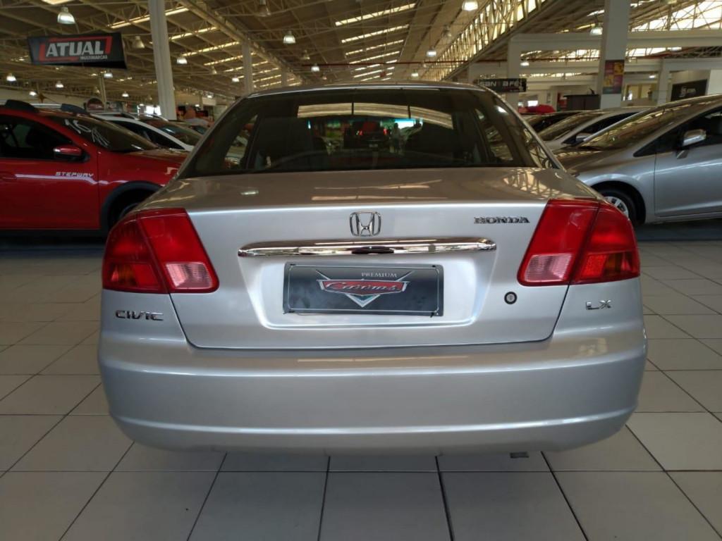 Imagem do veículo Honda Civic Lx 1.7