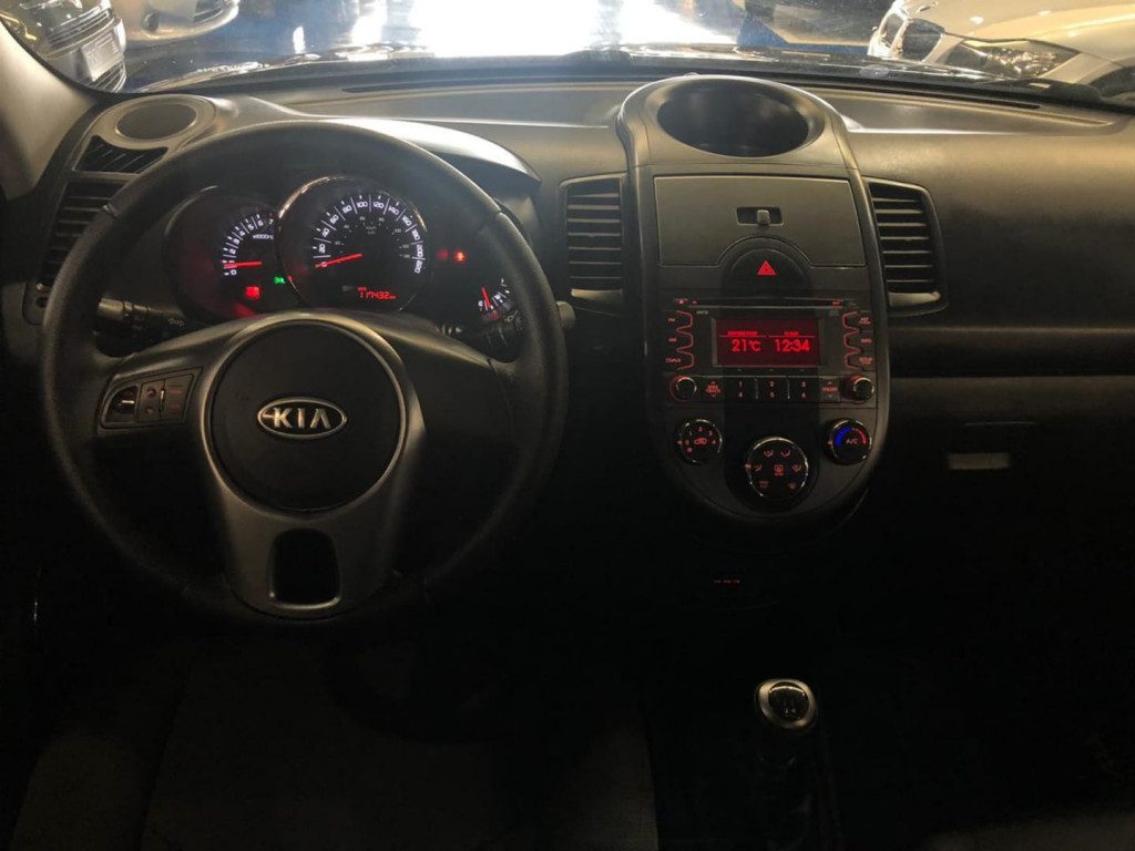 Imagem do veículo Kia Soul Ex 1.6 Ff Mt