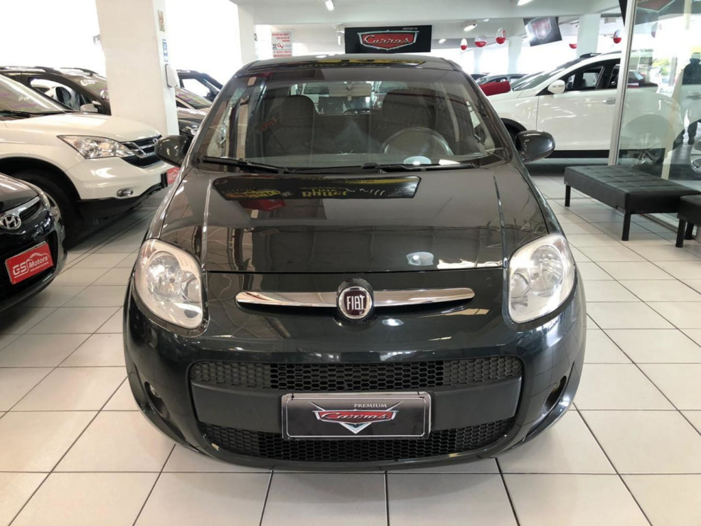Fiat Palio Attractive 1.0 8v Flex Mec.