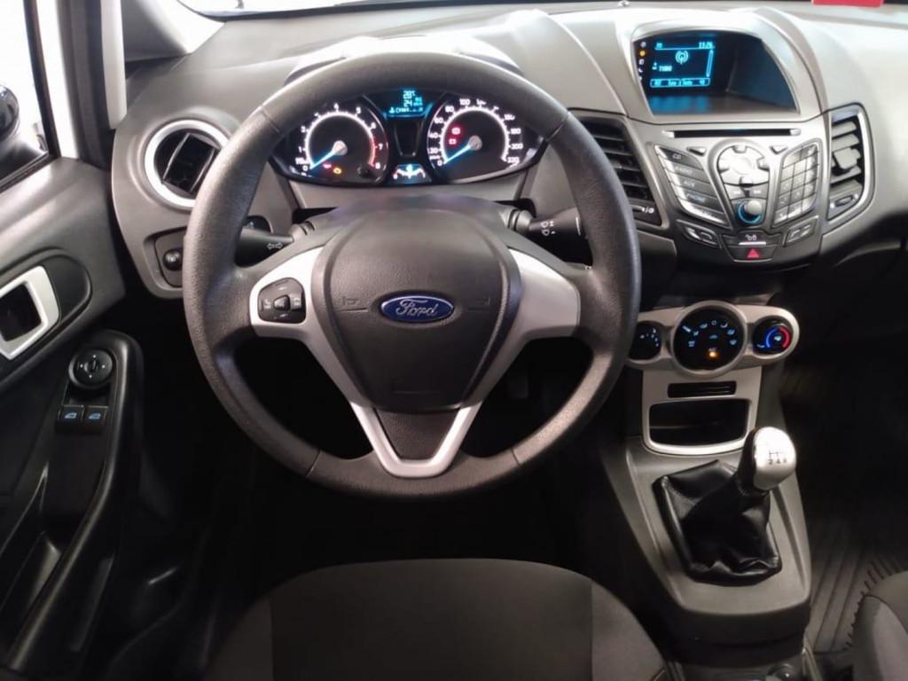 Imagem do veículo Ford New Fiesta 1.6 Se Style Hatch 16v Flex 4p Manual