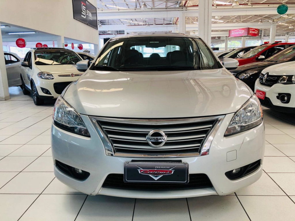 Nissan Sentra Sl 2.0 16vcvt 4p