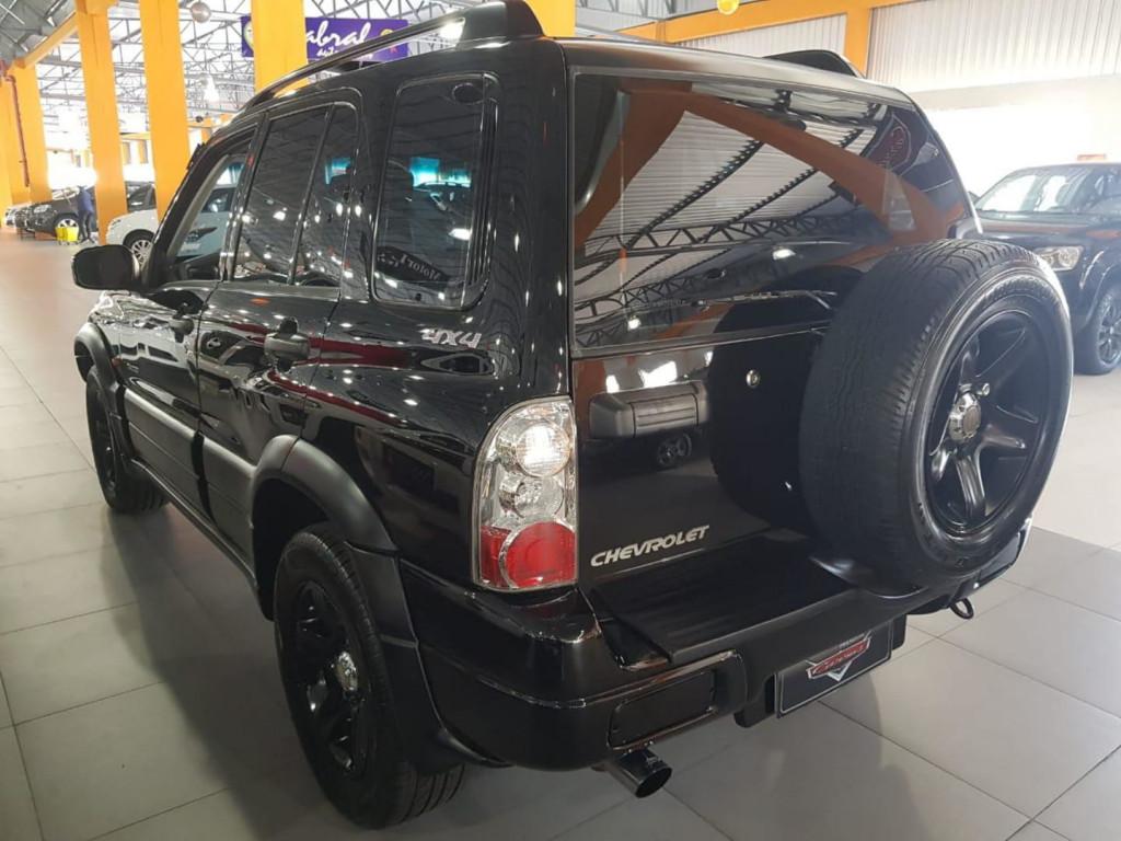 Imagem do veículo Chevrolet Tracker 4x4 2.0 16v
