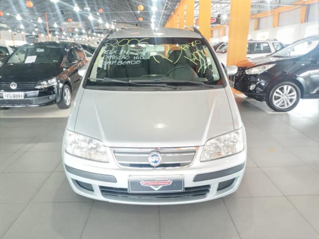 Fiat Idea Elx Fire 1.4 8vflex 4p