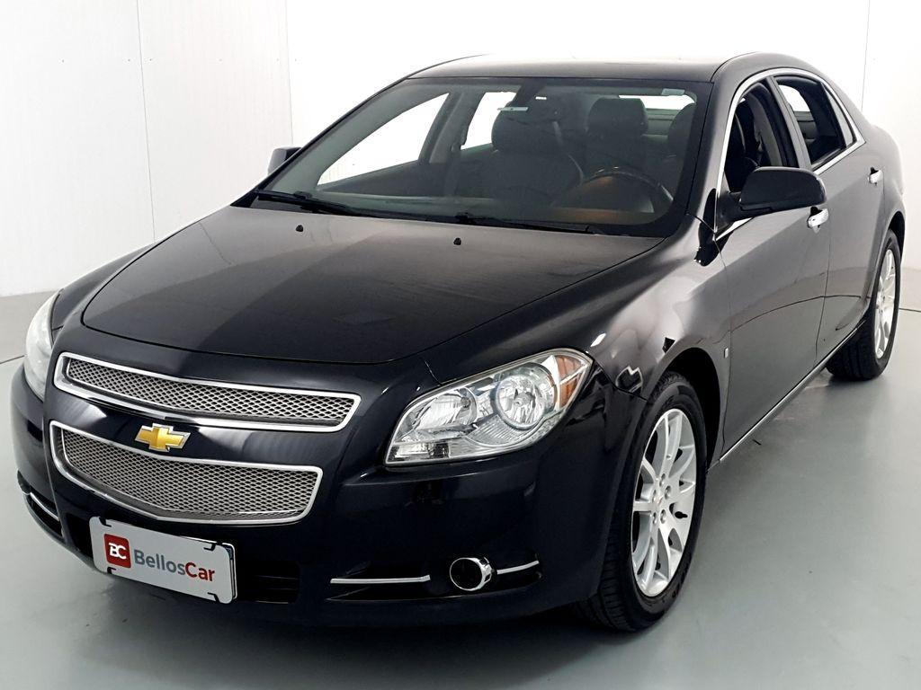 Chevrolet MALIBU LTZ 2.4 16V 171cv 4p