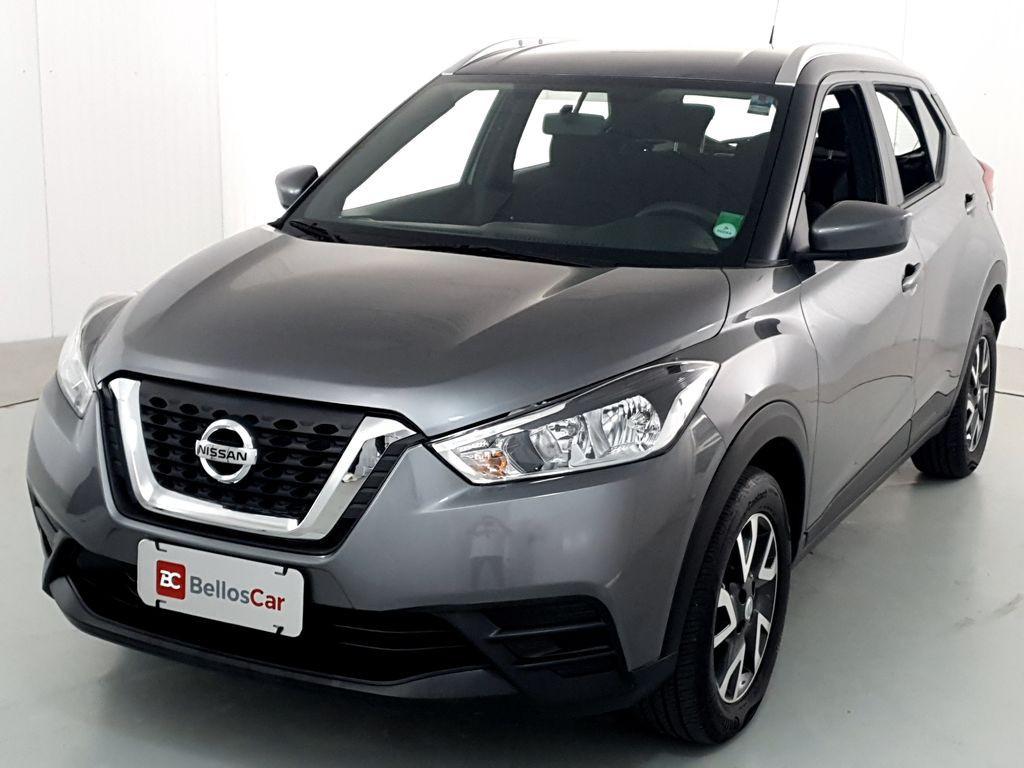 Nissan KICKS S 1.6 16V Flex 5p Aut.