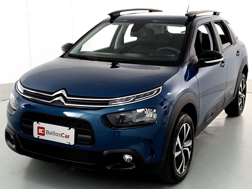 Citroën C4 CACTUS SHINE 1.6 Turbo Flex Aut.