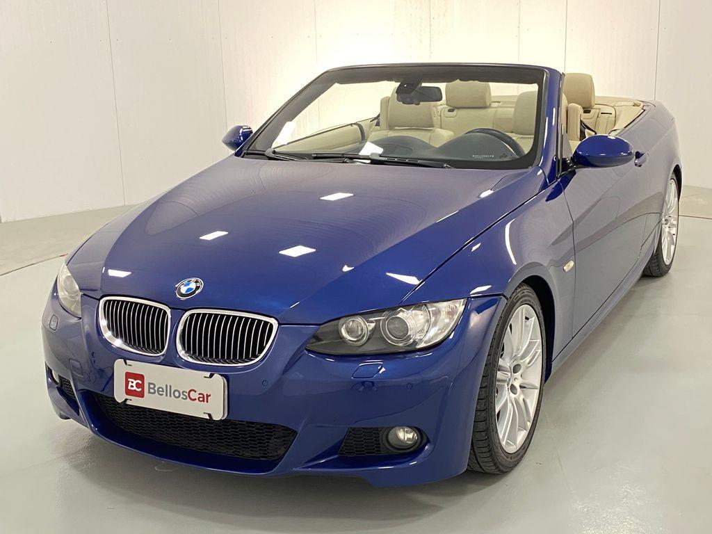 BMW 335iA Cabriolet 3.0 24V 306cv