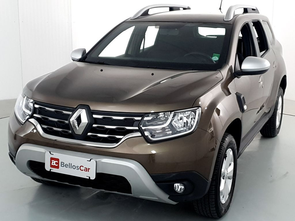 Renault DUSTER Intense 1.6 16V Flex Aut.