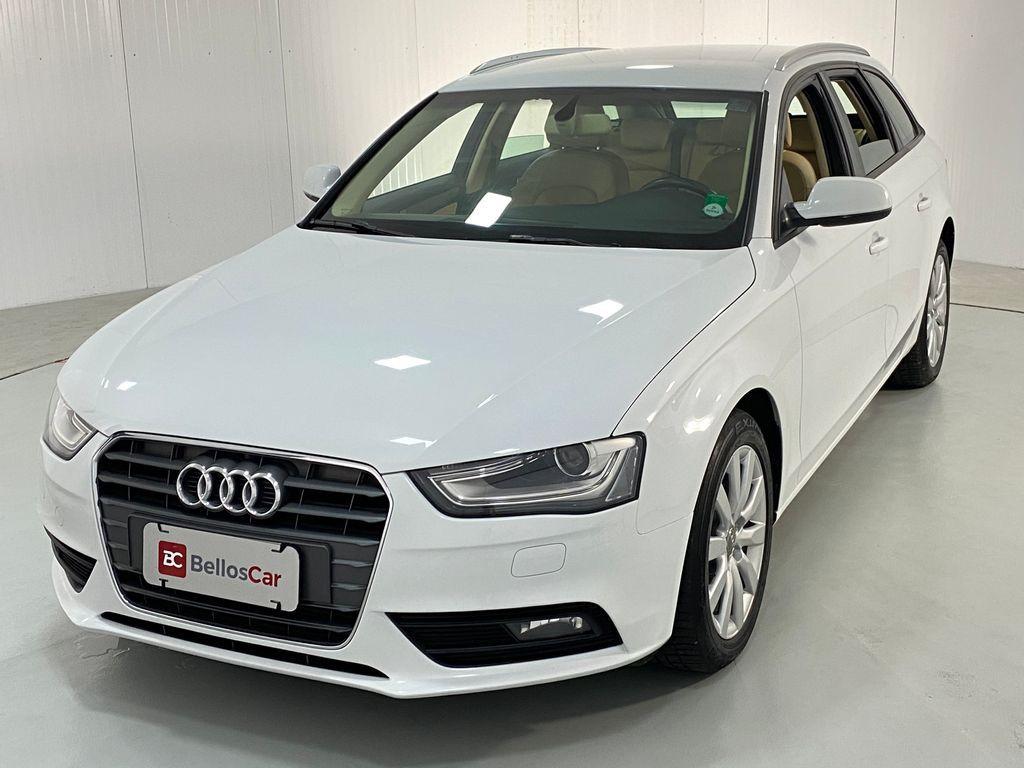 Audi A4 2.0 Avant TFSI 183/180cv Multitroni