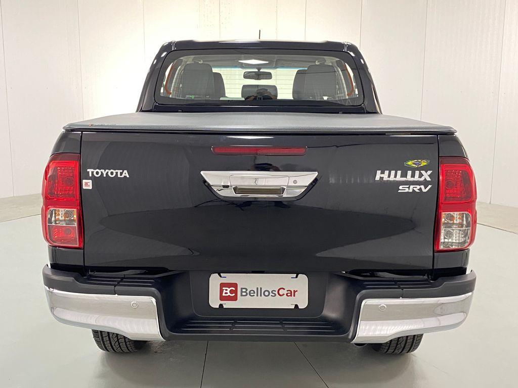 Imagem do veículo Toyota Hilux CD SRV 4x4 2.8 TDI Diesel Aut.