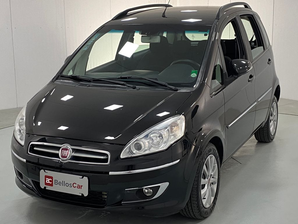 Fiat Idea ESSENCE Dualogic 1.6 Flex 16V 5p