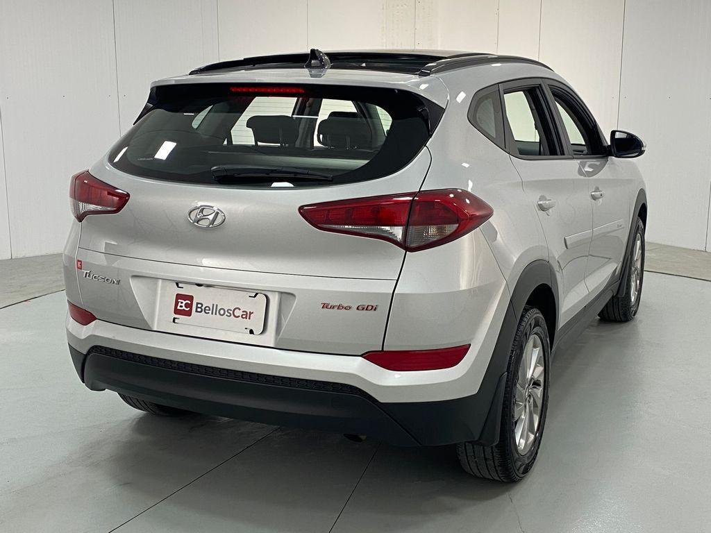 Imagem do veículo Hyundai Tucson GLS 1.6 Turbo 16V Aut.
