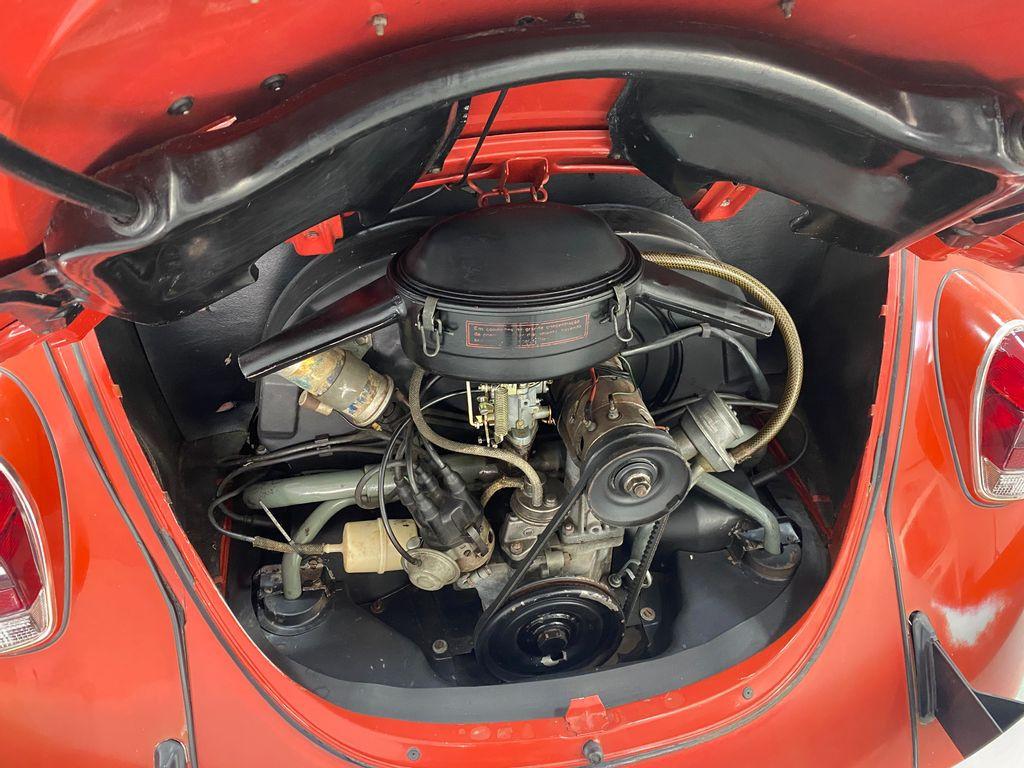 Imagem do veículo VolksWagen FUSCA 1.5 8V GASOLINA 2P MANUAL