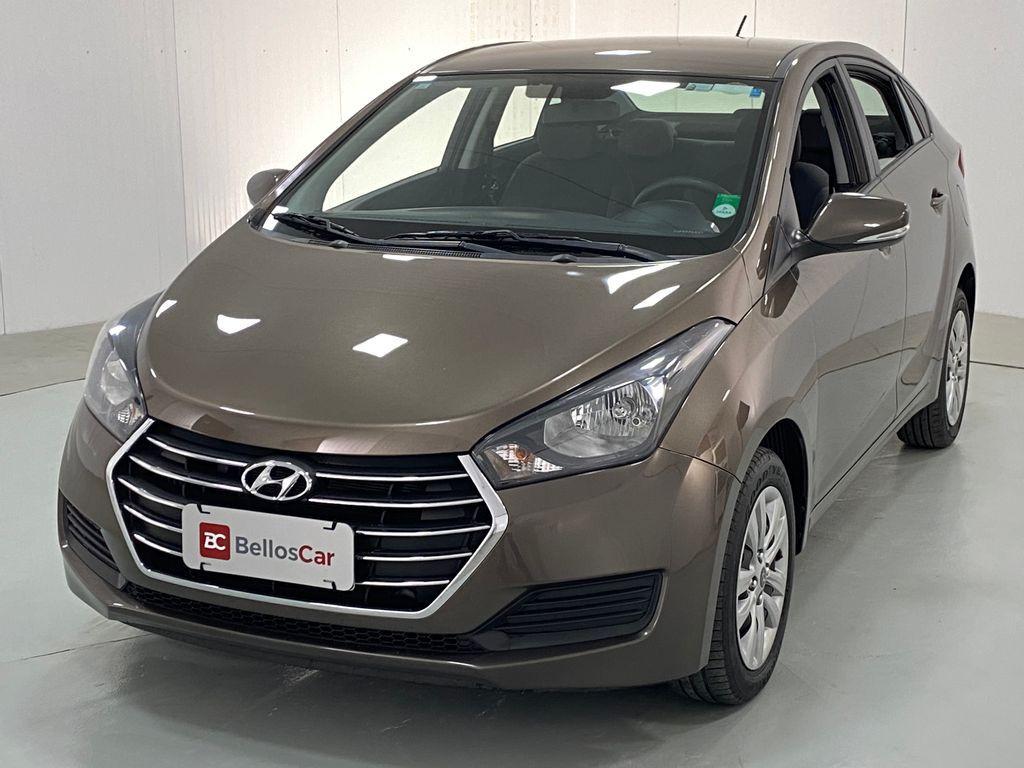 Hyundai HB20S Comfort Plus 1.0 TB Flex 12V Mec.