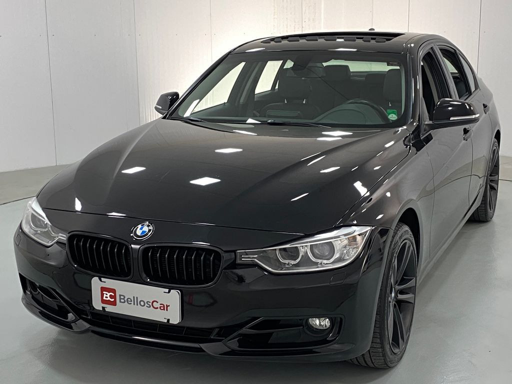 BMW 320iA Modern/Sport TB 2.0/A.Flex 16V 4p