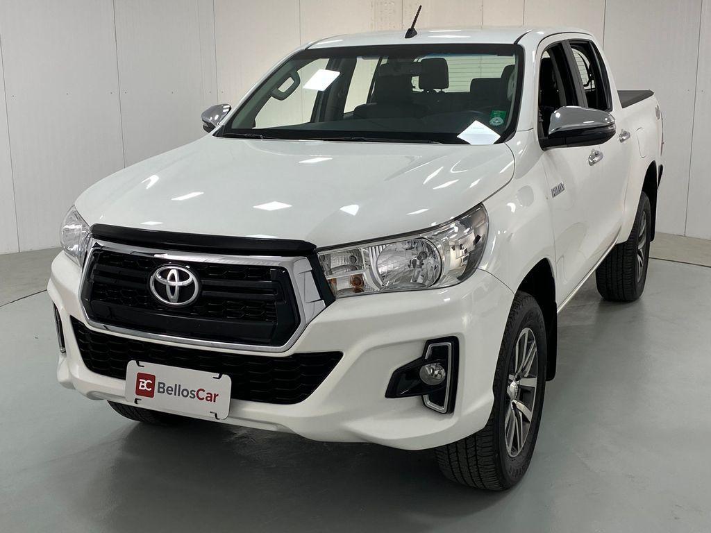 Toyota Hilux CD SRV 4x4 2.8 TDI Diesel Aut.