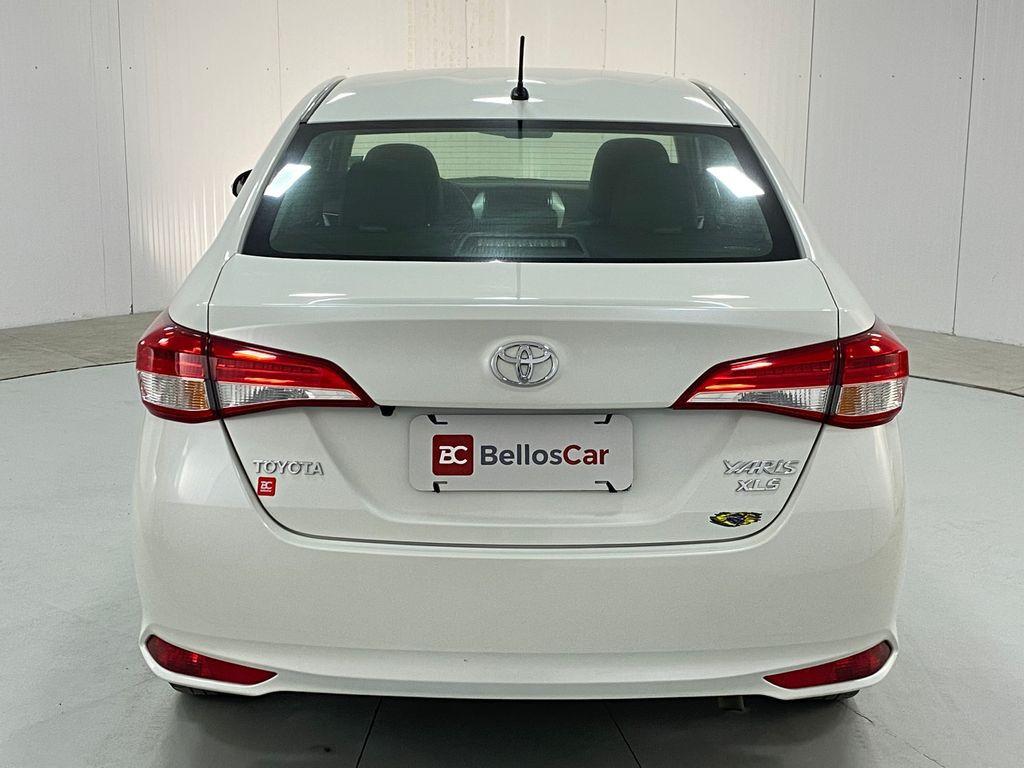 Imagem do veículo Toyota YARIS XLS Sedan 1.5 Flex 16V 4p Aut.