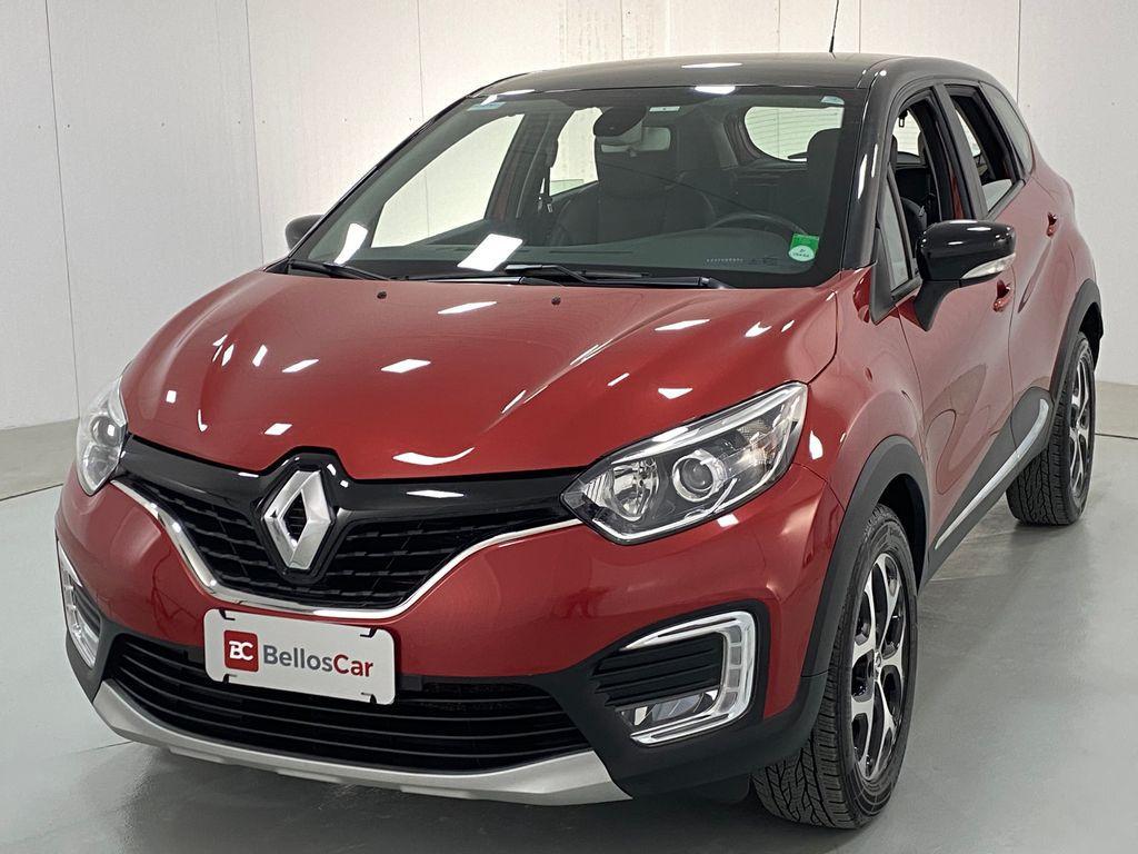 Renault CAPTUR Intense 2.0 16V Flex 5p Aut.