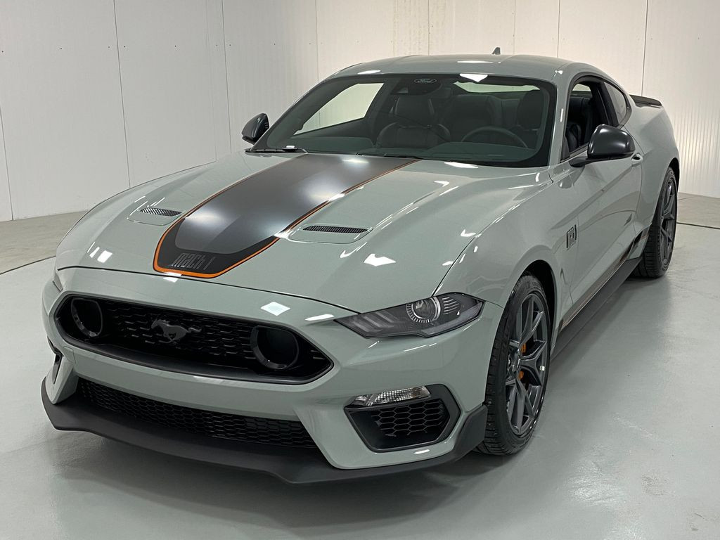Ford Mustang MACH 1 5.0 V8