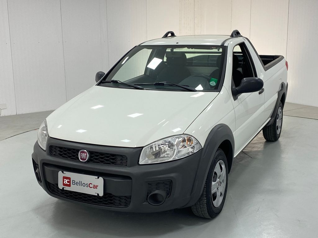 Imagem do veículo Fiat Strada Working HARD 1.4 Fire Flex 8V CS