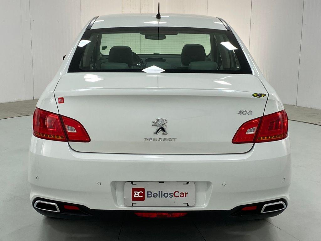 Imagem do veículo Peugeot 408 Sedan Griffe 1.6 TB Flex 16V 4p Aut.