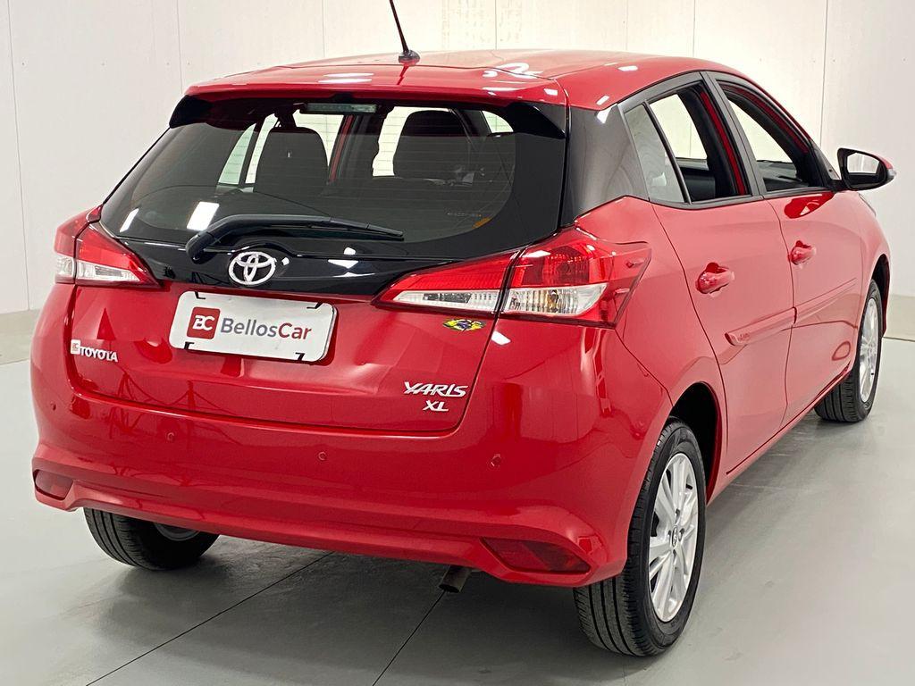 Imagem do veículo Toyota YARIS XL 1.3 Flex 16V 5p Aut.