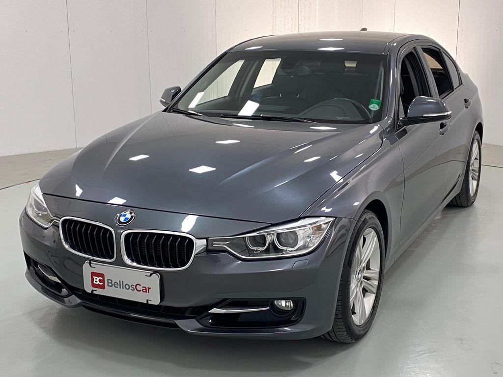 BMW 320iA 2.0 Turbo/ActiveFlex 16V 184cv  4p