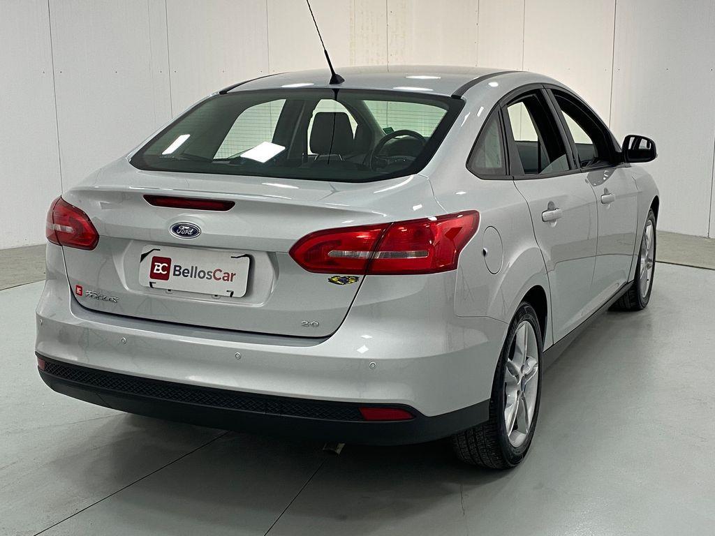 Imagem do veículo Ford Focus 2.0 16V/SE/SE Plus Flex 5p Aut.