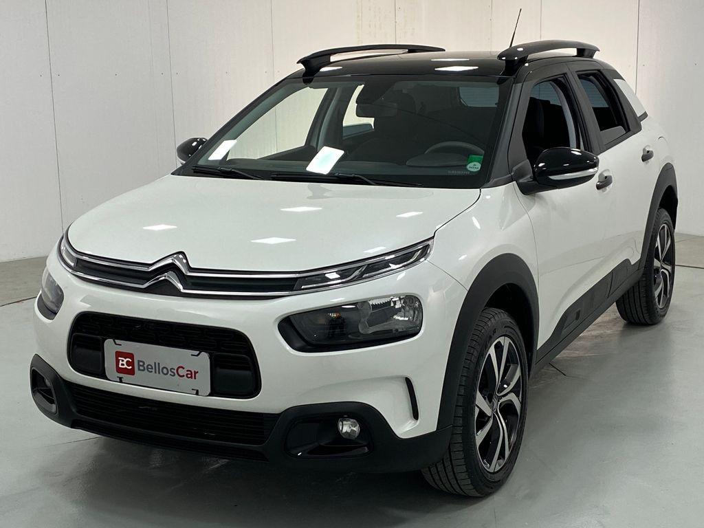 Citroën C4 CACTUS FEEL Pack 1.6 16V Flex Aut.