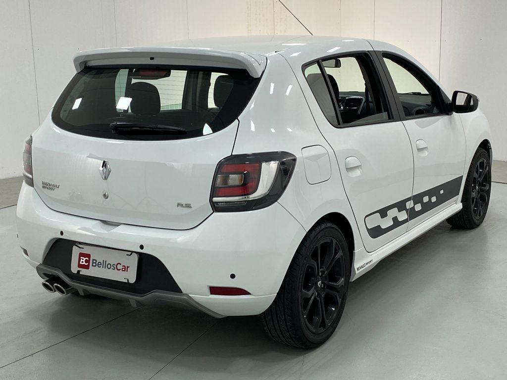 Imagem do veículo Renault SANDERO SPORT RS 2.0 Flex 16V 5p