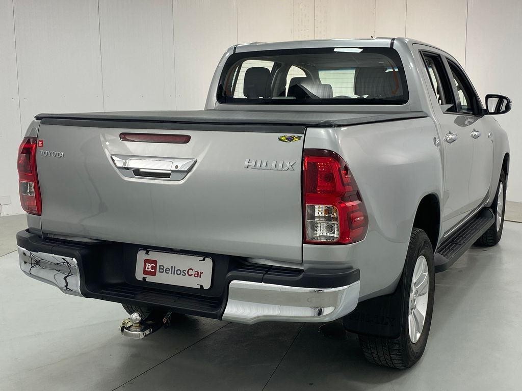 Imagem do veículo Toyota Hilux CD SR 4x2 2.7 16V/2.7 Flex Mec.