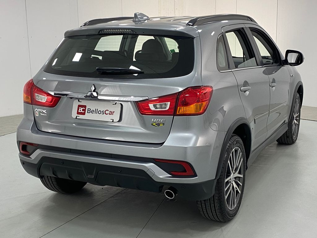 Imagem do veículo Mitsubishi ASX HPE FWD 2.0 16V Flex Aut.