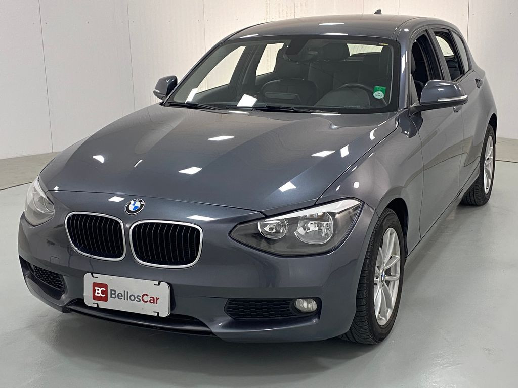 BMW 116iA 1.6 TB 16V 136cv 5p