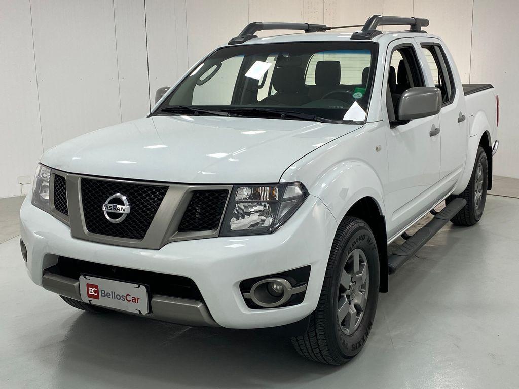 Nissan Frontier SV AT.CD 4x4 2.5 TB Diesel Mec.